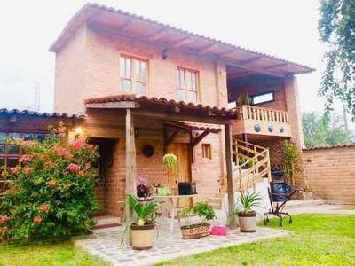 Casa De Campo Venta Santiago Trejos, Ixtlahuacan Del Río $1,600,000