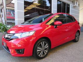 Honda Fit Ex 1.5 16v Flex Aut. 2015
