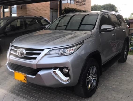 Toyota Fortuner Fortuner 2017