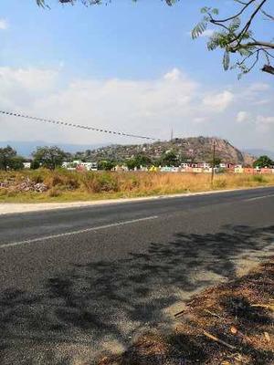 Terreno En Venta En Carretera Cuautla-cuernavaca