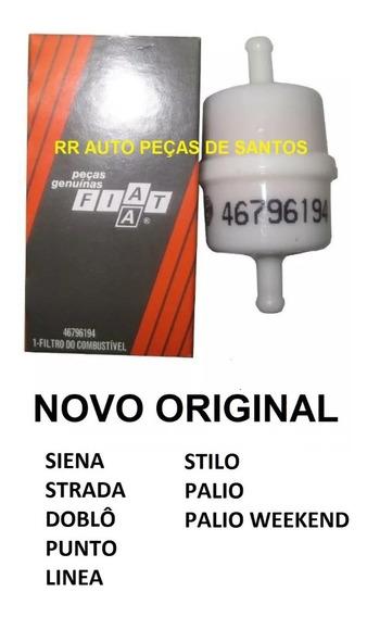 Filtro Partida A Frio Fiat Palio Siena Strada Punto Original