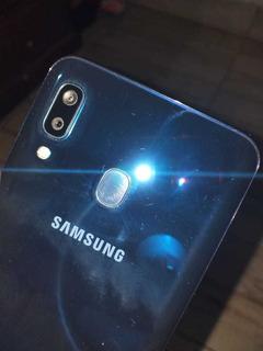 Samsung A20 , Permuto X iPhone, 1 Semana De Uso!