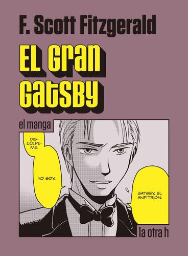Imagen 1 de 2 de El Gran Gatsby - El Manga
