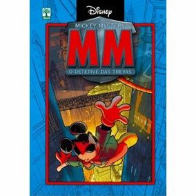 Mickey Mystery - O Detetive Das Trevas - Novo/lacrado
