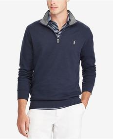Suéter Polo Ralph Lauren Luxury Jersey Blusão 12x Sem Juros