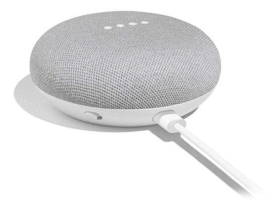 Caixa De Som Speaker Google Home Mini Lançamento Frete Grati