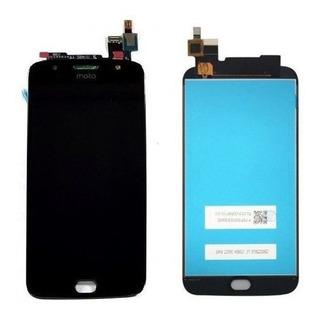 Display Lcd Tela Touch Moto G5s Plus Xt1802 Xt1803