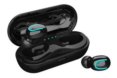 Fone De Ouvindo Bluetooth Tws Hbq Q13s Mini Carregador