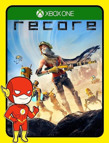 Recore Xbox One - 25 Dígitos (envio Flash)