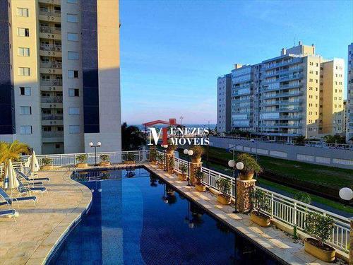 Apartamento Para Locação Anual Em Bertioga - Ref.1402 - A1402