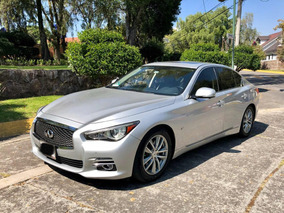 Infiniti Q50 3.7 Seduction Mt 2015