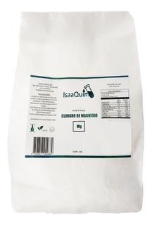 Cloruro De Magnesio 3kg + Envio Gratis.