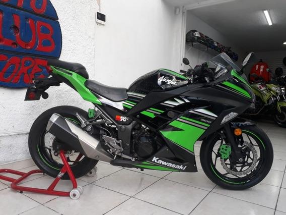 Kawasaki Ninja 300r Modelo 2017