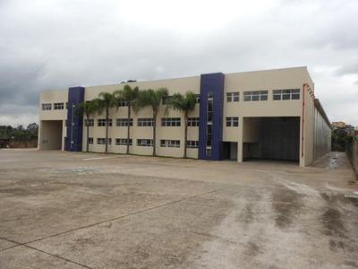 Galpão Industrial Para Alugar, 4994 M² Por R$ 89.000/mês - Jardim Cláudio - Cotia/sp - Ga0071