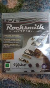 Rocksmith - Mídia Física(lacrado) - Ps3