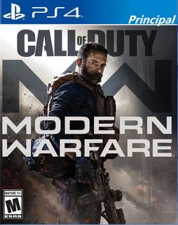 Call Of Duty Modern Warfare Digital Original Ps4 Garantía