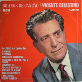 Lp Vicente Celestino 60 Anos De Canção