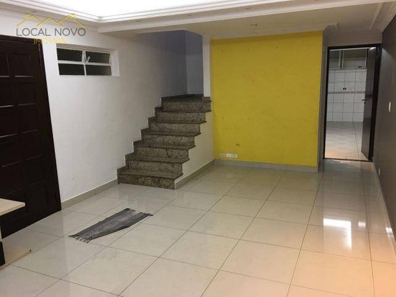 Sobrado Residencial À Venda, Vila Galvão, Guarulhos. - So0141