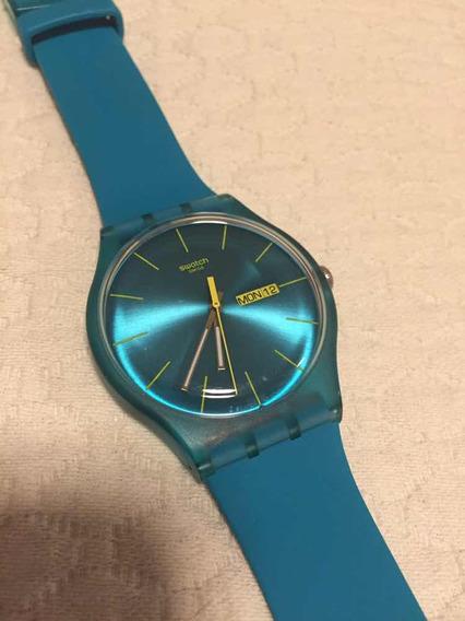 Relógio Swatch Borracha