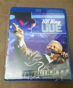 Blu-ray B.b. King Live (original / Lacrado) Bb