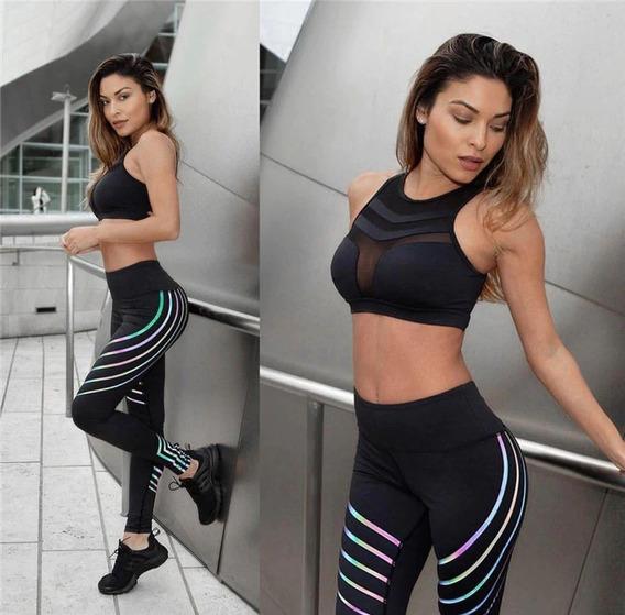 Leggins ,licra Colombiana Deportivos Gym Yoga
