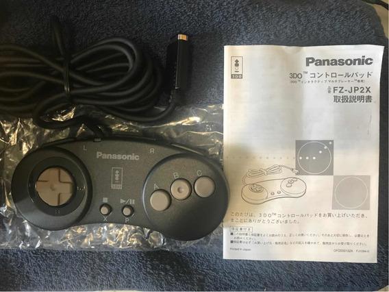 Controle 3do Panasonic Novo Com Caixa - V463