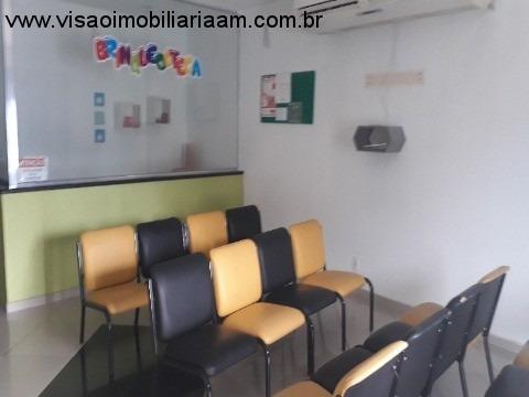 Alugo Ponto Comercial Clínica Manaus Am - Pt00085 - 33444063