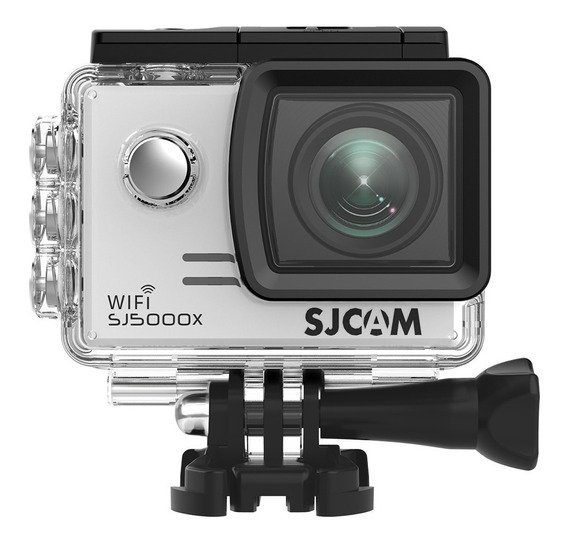 Camera Sj5000x 4k Elite Novatek Sjcam 120 Fps Original Wifi