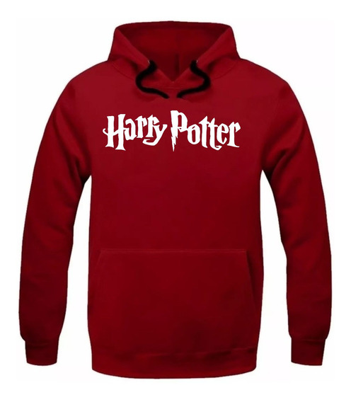 Moletom Harry Potter Filme Feminino Unissex Casaco Blusa