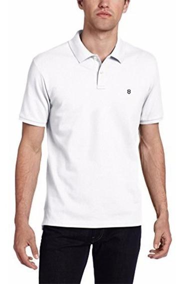 Camiseta Polo Victorinox De Manga Corta Blanca Original