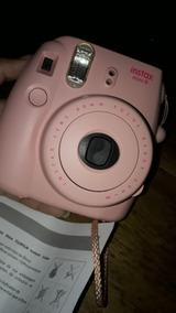 Câmera Instantânea Fujifilm (polaroid)