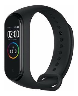 Relógio Xiaomi Mi Band 4 + Película + Pulseira+ 12 S/j