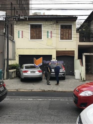 Excelente Imóvel Comercial P/ Restaurante No Miolo Do Itaim - 3766