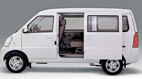 Chevrolet Van N 300 7 Pasajeros * Financiamiento Disponble**
