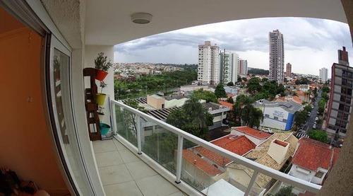 Imagem 1 de 25 de Apartamento Com 2 Dormitórios À Venda, 73 M² Por R$ 450.000,00 - Vila Sfeir - Indaiatuba/sp - Ap0406