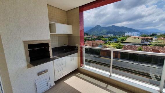 Apartamento Com 2 Dorms, Prainha, Caraguatatuba - R$ 450 Mil, Cod: 844 - V844