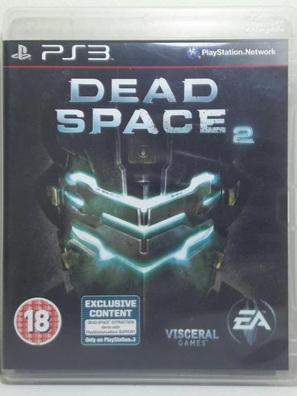 Jogo De Ps3 Dead Space 2 Em Mídia Física
