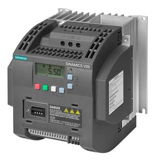 Variador De Frecuencia - Siemens Sinamics V20 4hp 220v