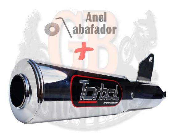 Escape Torbal Floripa Titan 150 Esd 04 - 08 + Abafador
