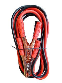 Cable Puente Para Batería 300 Amp C/estuche