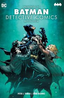 Batman Detective Comics: Mitología