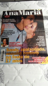 Cartazes De Banca De Revista Sandy E Junior Raríssimos