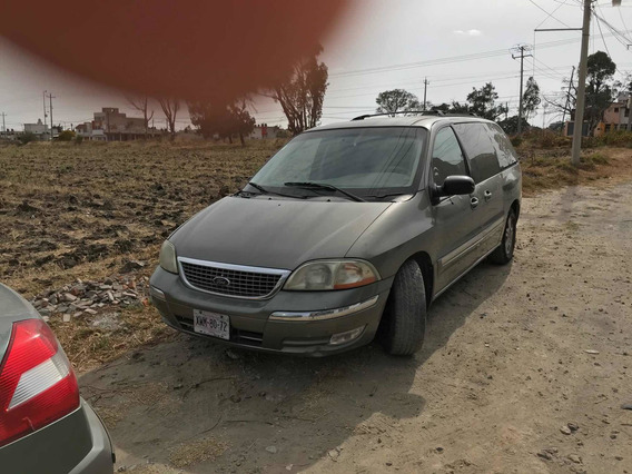 Ford Windstar Limited Mt 2004