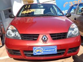 Renault Clio Campus 1.0 16v Hi-flex, Aaa7651