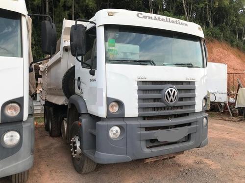 Caminhão Traçado Volkswagem 31-320 6x4 Ano 2011 Caçamba