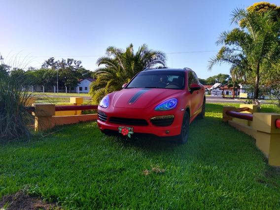 Porsche Cayenne 4.8 S 400cv (958) 2012