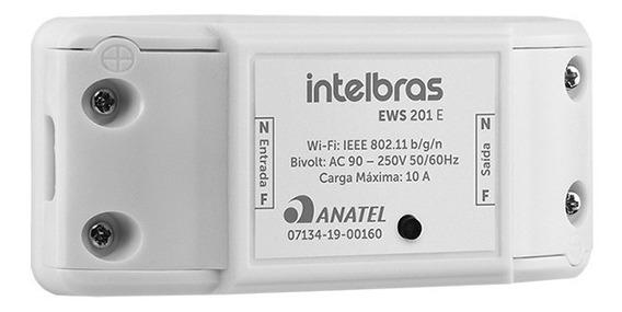 Casa Inteligente Controlador Wifi Ews 201 Intelbras Sem Fio