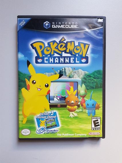 Pokemon Channel Original - Gamecube