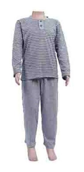 Pijama Infantil Manga Longa Masculino Formosa