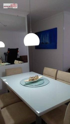 Imagem 1 de 22 de Apartamento Com 3 Dormitórios À Venda, 76 M² Por R$ 420.000,00 - Nossa Senhora Do Ó - São Paulo/sp - Ap3000